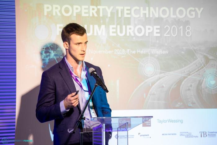 Start-up pitches: Jonathan George (Propevo)