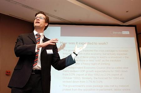 Lars Christensen: lecke a magyar kormánynak