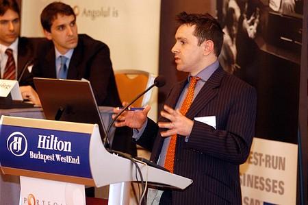 Dwyfor Evans (Bank of America): looming crisis?