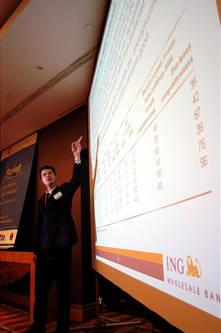 Charles Robertson (ING): 260-265 EUR/HUF, a bűvös számok..