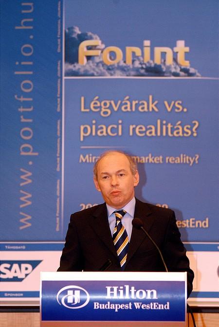 Draskovics: we did great in 2004
