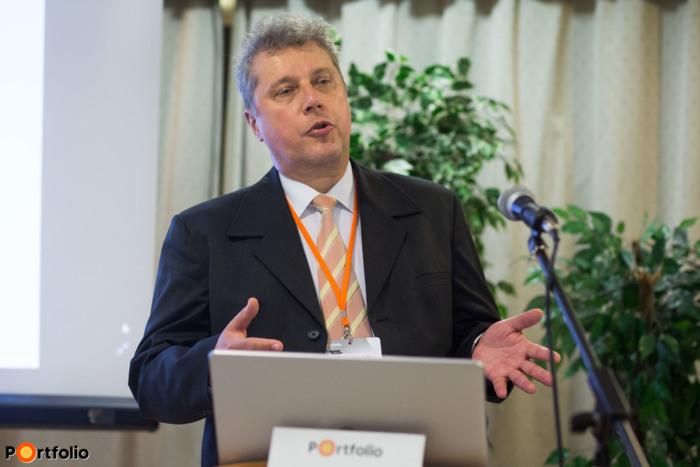 Lévai Tibor (vállalati értékesítési vezető, Korona Takarék)