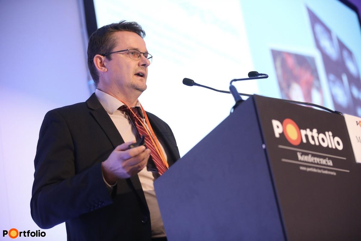 Malozsák Mihály, IT értékesítésért felelős vezető, LG Electronics Inc.