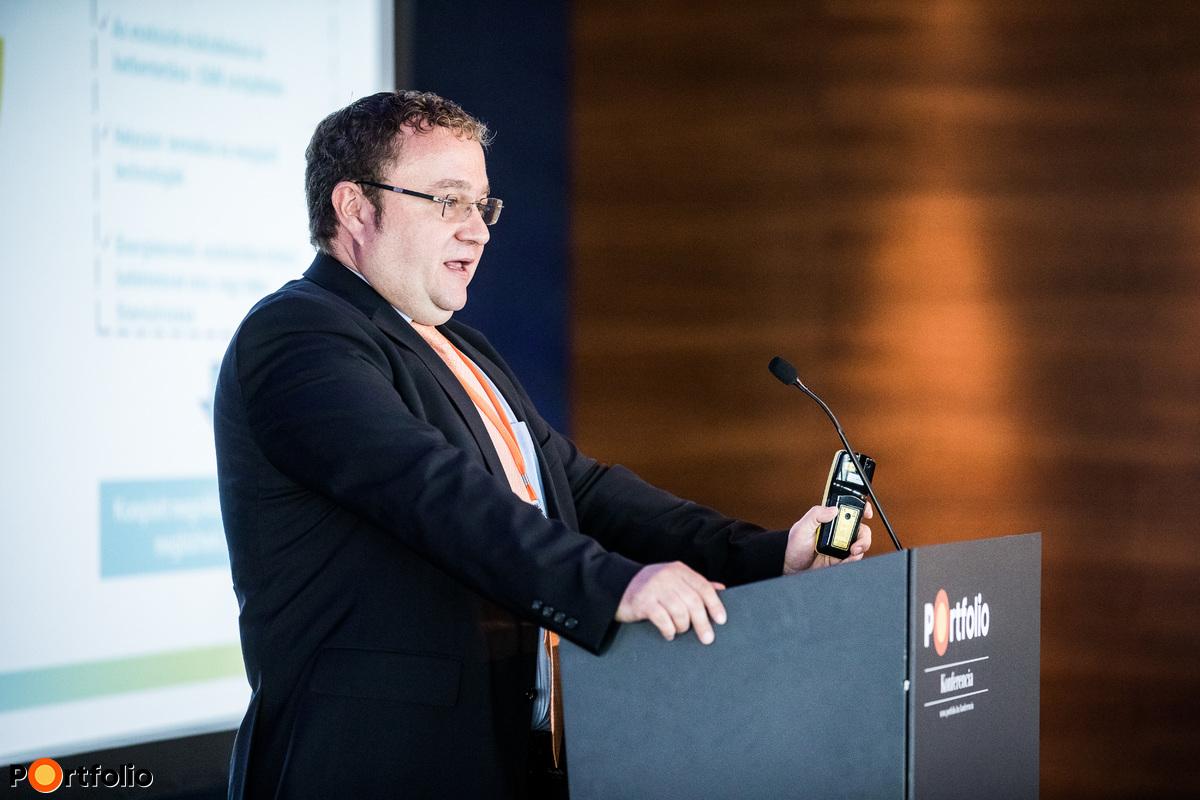 ifj. Chikán Attila (vezérigazgató, ALTEO Group): Beruházástervezés és a tőkepiaci aktivitás összehangolása a fokozatos bővülés szolgálatában