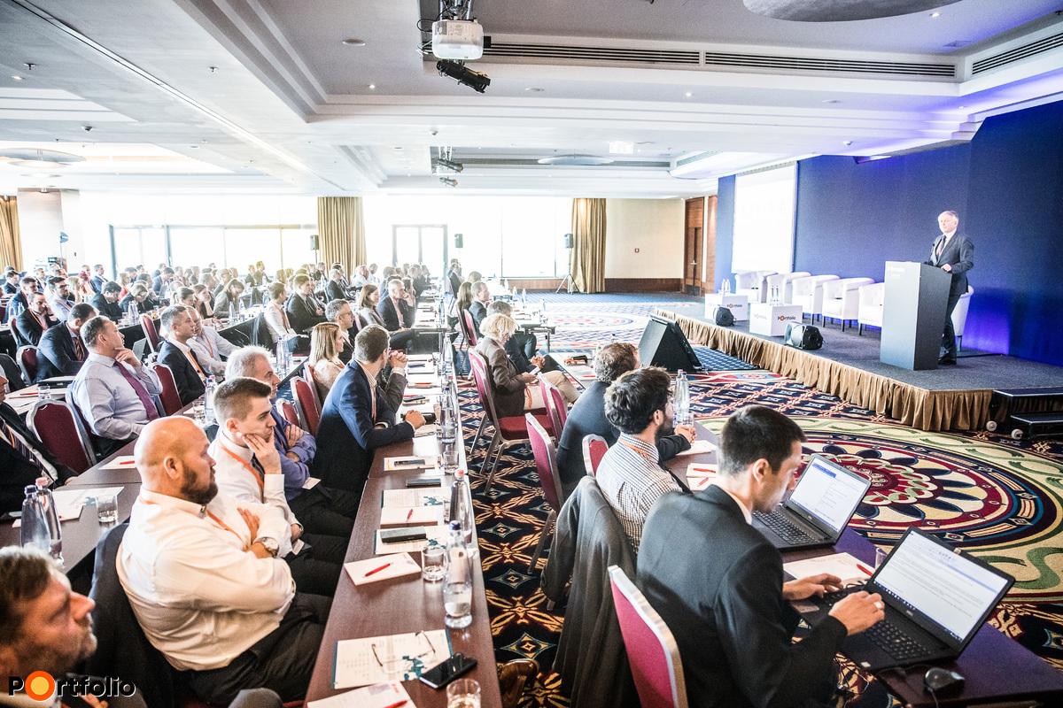 Több mint 180 fővel került megrendezésre a Portfolio Energy Investment Forum 2018 a Marriott Hotelben 2018. november 6-án