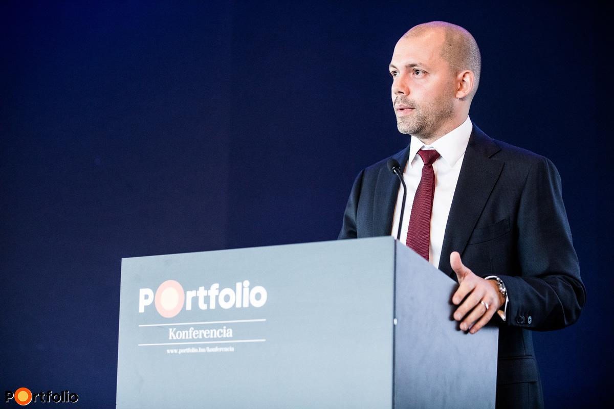 Szabó Gergely (Country Chairman, MET Csoport, Magyarország): Új játékosok az integrált energiavállalatok világában - Magyar cég európai vezető szerepben
