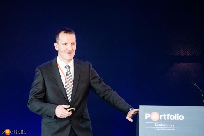 Kiss Attila (elnök - vezérigazgató, E.ON Hungária Zrt.): Felkészülés a jövőre, avagy az energiaellátás 21. századi kihívásai