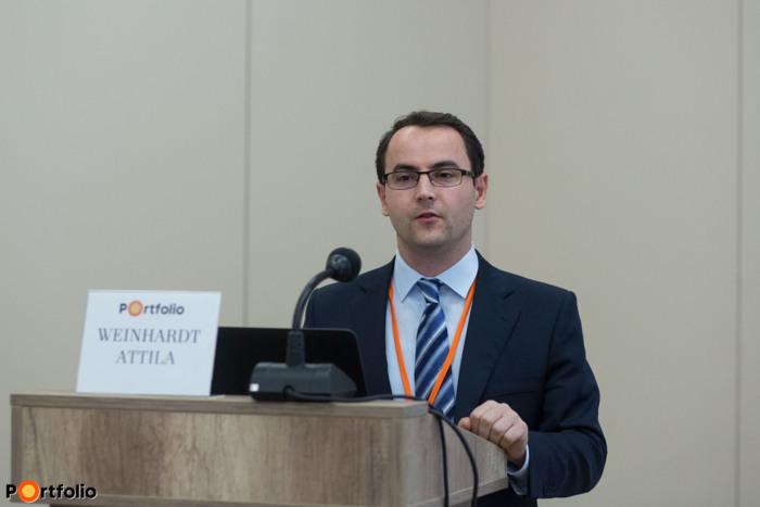 Weinhardt Attila (vezető elemző, Uniós Források rovatvezető, Portfolio): A 2014-2020-as uniós fejlesztési ciklus állása és a jövőbeli kilátások