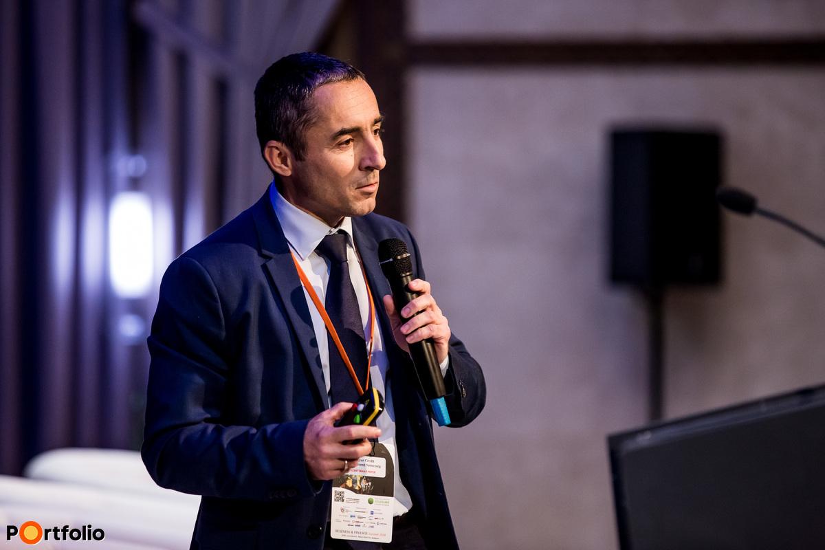 Szentirmay Péter (elnök, Magyar Credit Management Szövetség): Digitalizáció a credit managementben
