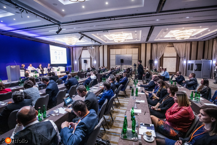 Near 180 participants attended the Business and Finance Summit 2018 conference