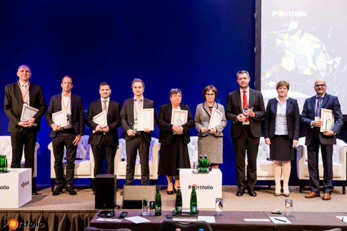 CFO Master 2018 Award ceremony