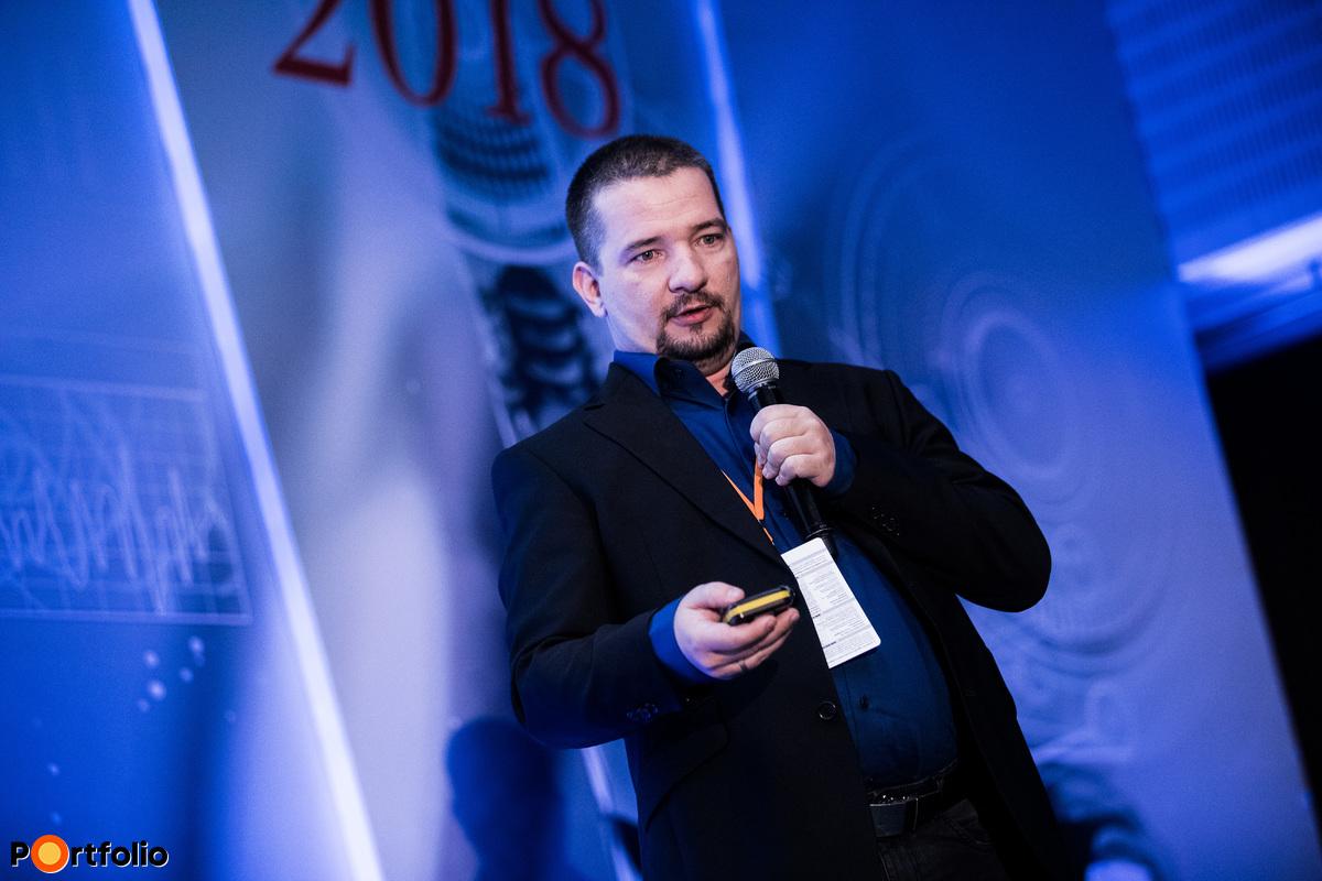 Váradi János (fintech-fejlesztésekért felelős vezető, Számlázz.hu): Mit keres az online számlázó a fintechben?