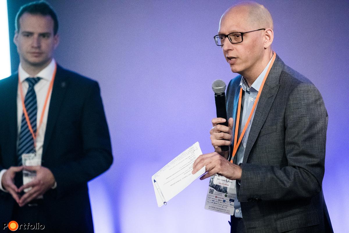 Fintech pitchek: Bálint Viktor (ügyvezető partner, BnL Growth Partners) - moderátor