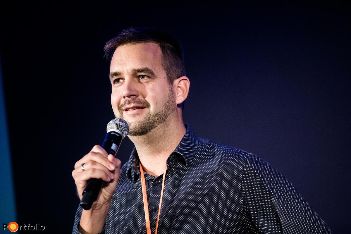 Fintech pitchek: Bedő Tibor (alapító / CEO, Brokerchooser)