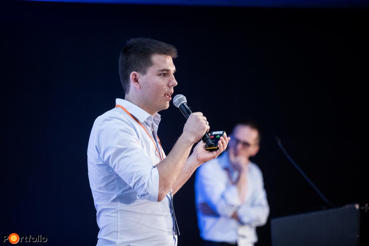 Nőthig Dániel (edUcate társalapító, ex-McKinsey tanácsadó, Columbia Business School MBA) és Sárváry Miklós (edUcate partner, CBS professzor és digital leadership program felelős): Money and magic: avagy amit sokan elrontanak az agilis transzformációk során