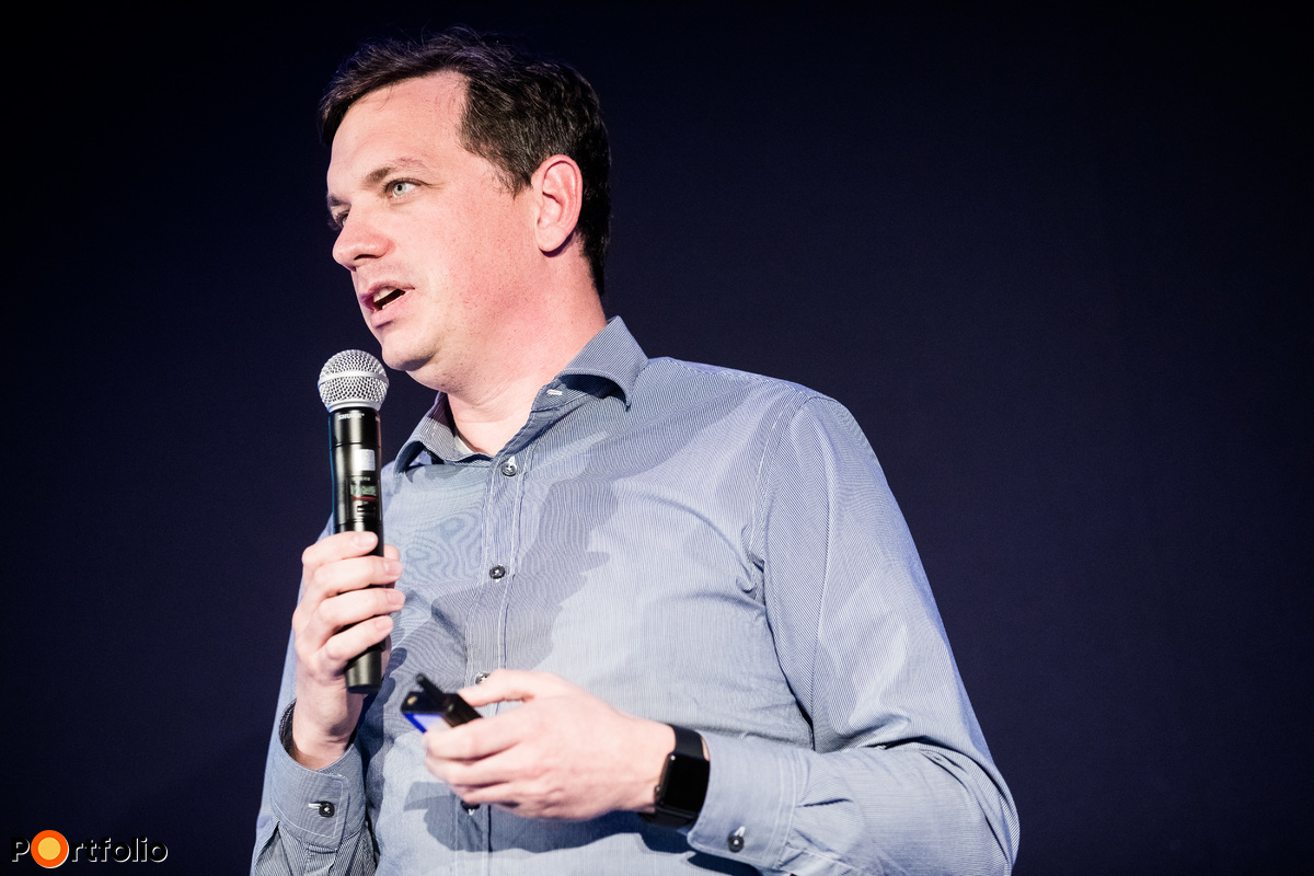 Fintech pitchek: Faluvégi Balázs (társ-alapító, befektetési vezető, Blueopes Zrt.)