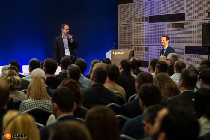 Matek Kamill (Business Development Manager, Qualysoft) és Mautner Ádám (Software Development Lead, Qualysoft): Agilitás és tradicionális infrastruktúra egyben?