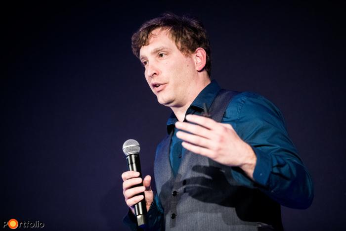 Fintech pitchek: Fazekas Imre (társalapító, NLV8 Technologies)