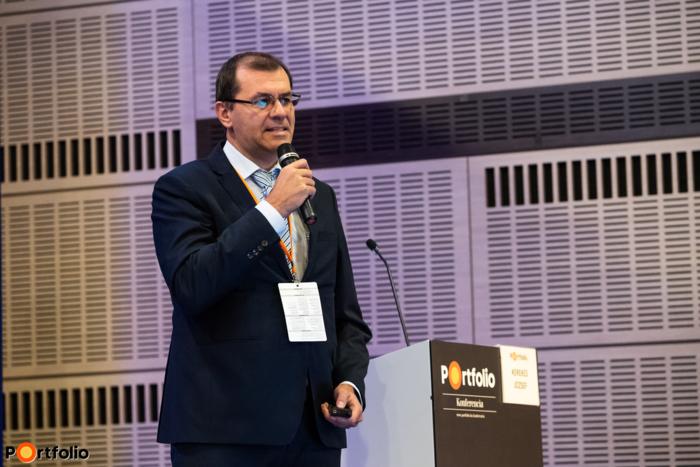 Kerekes József (üzletfejlesztési igazgató, Hewlett Packard Enterprise): A digitális innováció feltételrendszere