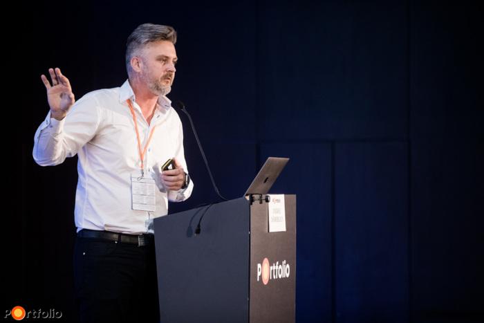 Daniel Döderlein (vezérigazgató, Auka): Nyitó előadás - Challenger bankok és startup felforgatók a bankpiacon