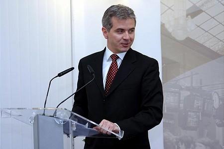 BSE Chairman Attila Szalay-Berzeviczy