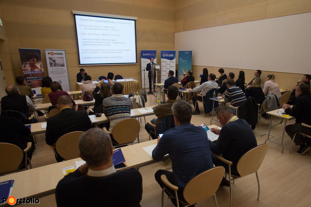 Ismét országos rendezvénysorozat az MFB Pontokról - DEBRECEN: 2018. november 13., Hotel Lycium