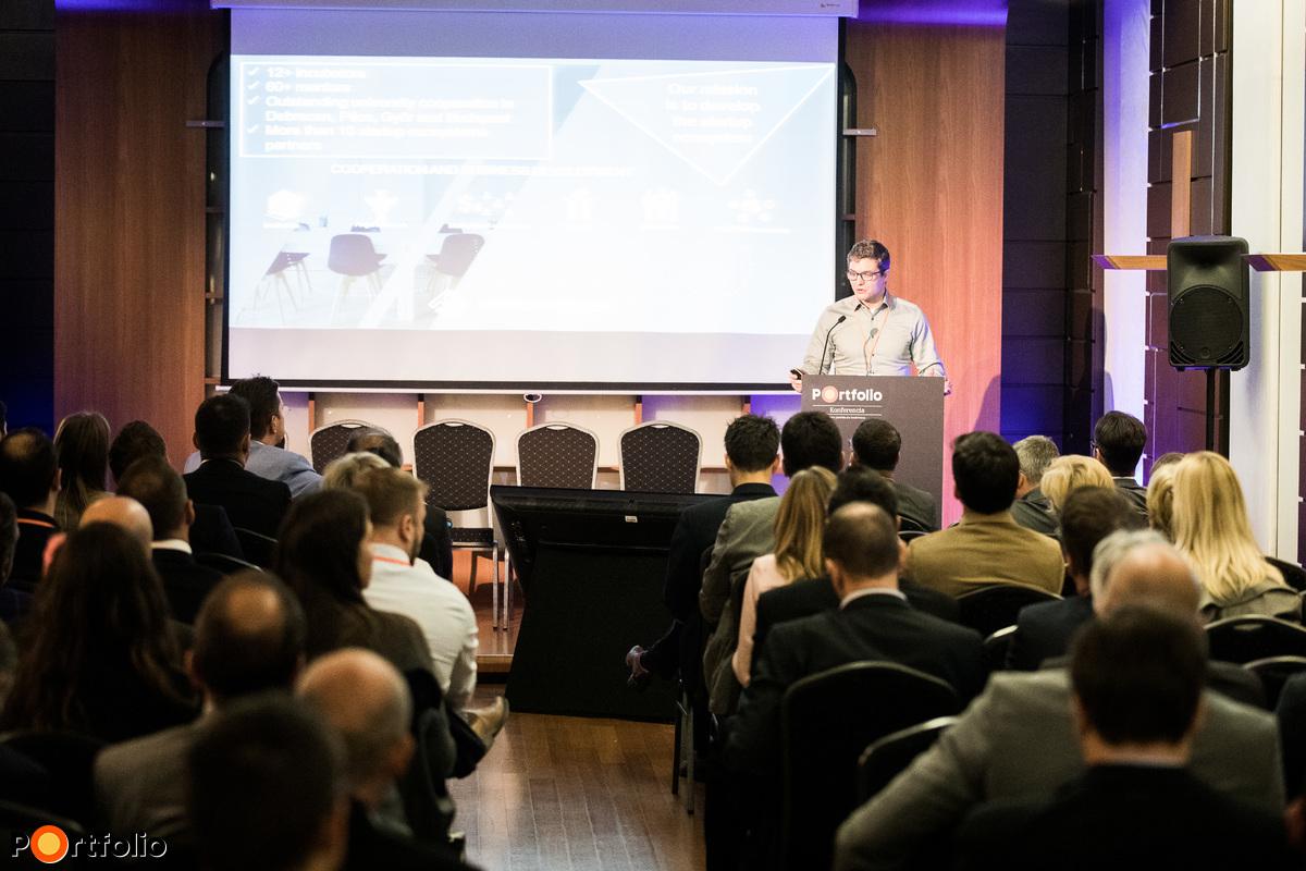 Tátrai Péter (befektetési igazgató-helyettes , Hiventures Kockázati Tőkealap-kezelő Zrt.): Medtech innováció a gyakorlatban