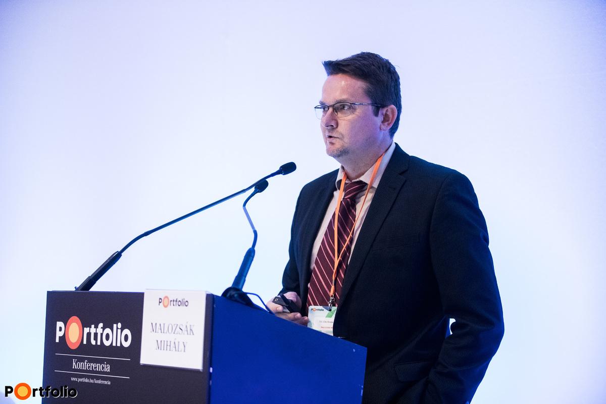 Malozsák Mihály (IT értékesítésért felelős vezető, LG Electronics Inc.): Különleges monitorok az egészségügy szolgálatában