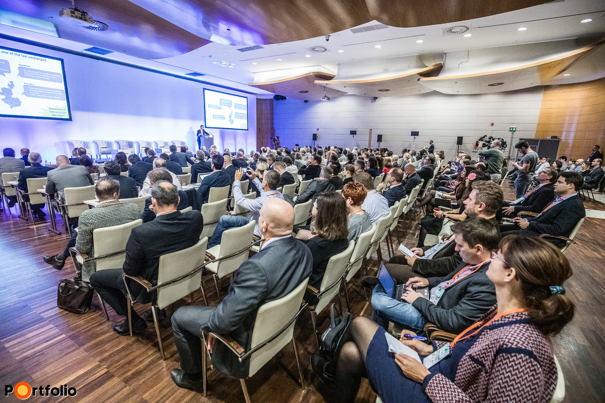 Portfolio Private Health Forum 2018 a New York Palace Budapest Hotelben 2018. november 13-án került megrendezésre