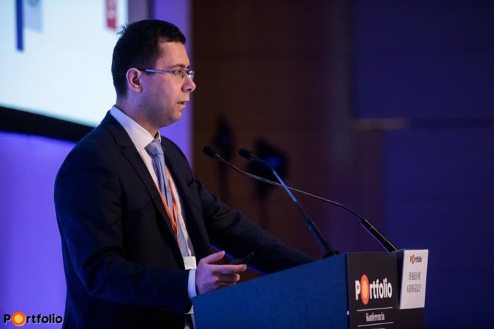 Baksay Gergely (igazgató, Költségvetési és Versenyképességi Elemzések Igazgatóság, Magyar Nemzeti Bank): Versenyképességi javaslatok a magyar egészségügy érdekében
