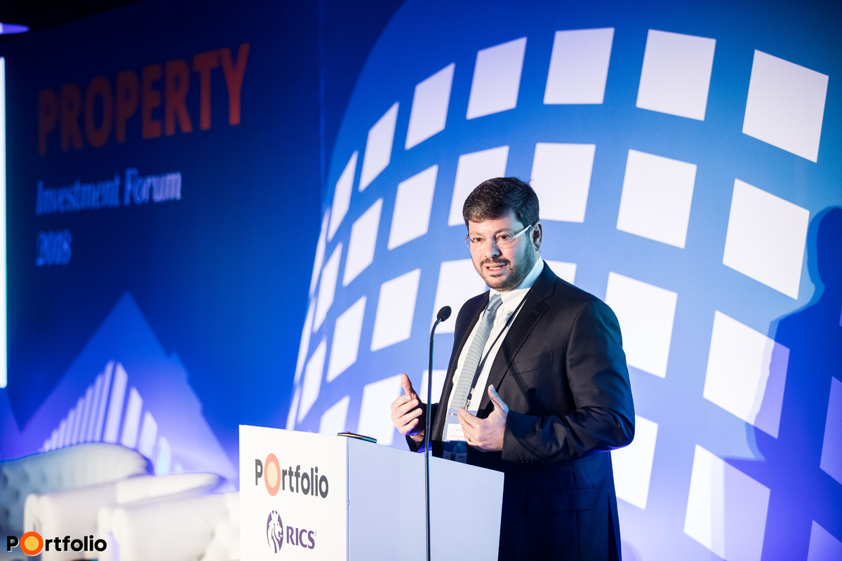 Noah Steinberg FRICS (Chairman of RICS in Hungary, CEO-Chairman, WING, RICS): Opening Speech