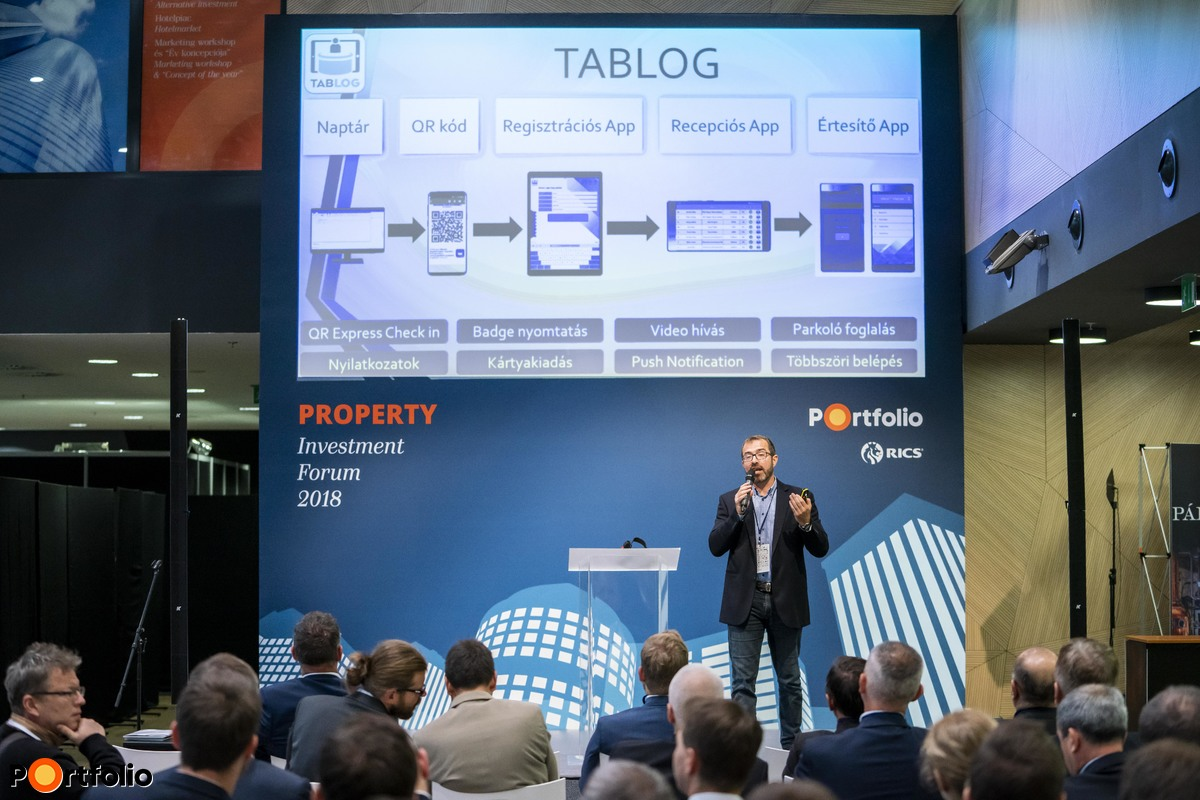 Szabolcs Budaházy (CEO - Founder, ARworks Kft).: PropTech - Instead of theoris let's see some action
