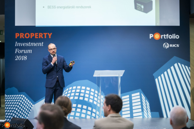 Gábor Fellner (Key account expert, EXTOR Elektronikai Kft.): Modern, innovative and safety solutions for the real estate market