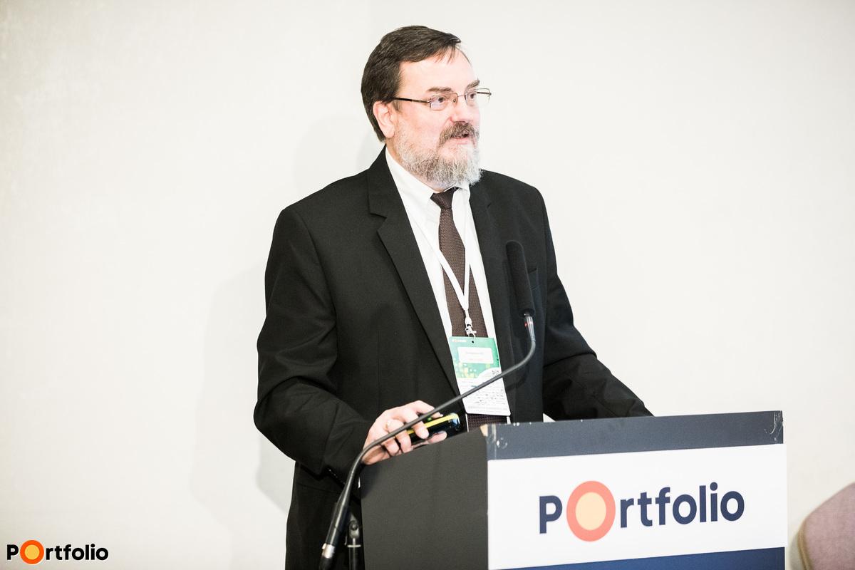 Bidló Gábor (ügyvezető igazgató, Budagabona Kft.): Terménypiaci szeminárium