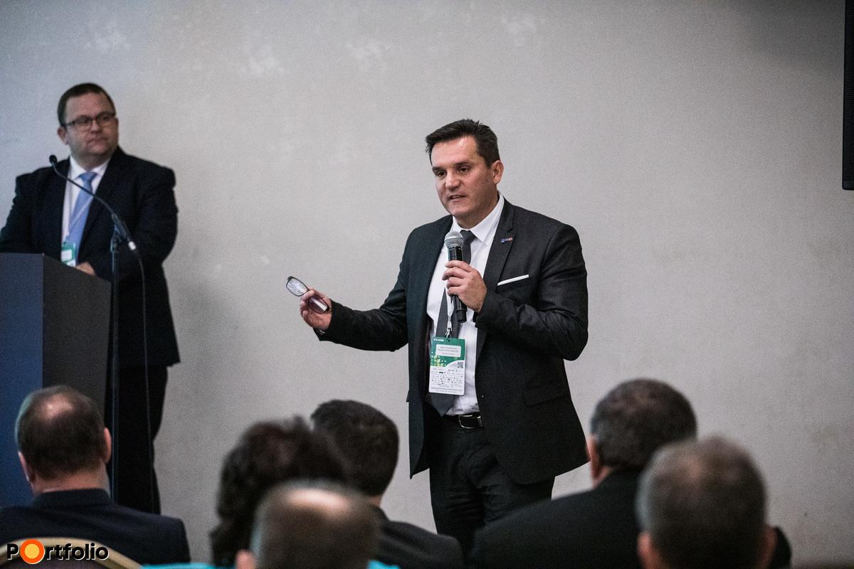 Fórián Zoltán (vezető agrárszakértő, Agrár Kompetencia Központ Erste Bank Zrt.): Kit hogyan talál meg? - Állattenyésztési jövőkép a járványok árnyékában