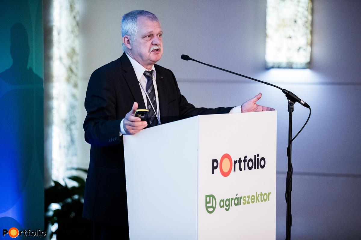 Molnár István (ügyvezető igazgató, Agrár Béta Kft.): Biogázüzemmel fűtött orchideaház