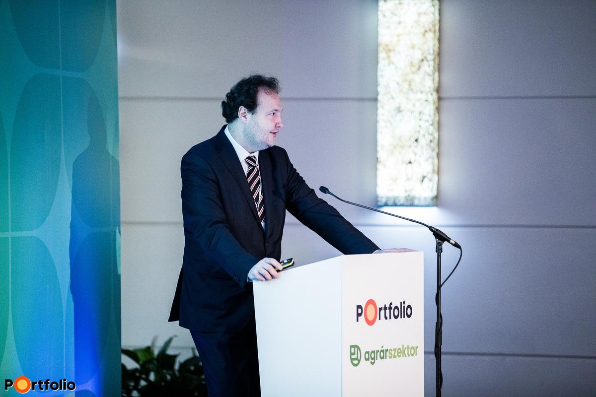 Andréka Tamás (főosztályvezető, Agrárminisztérium): A birtokpolitikai szabályozás legfontosabb változásai