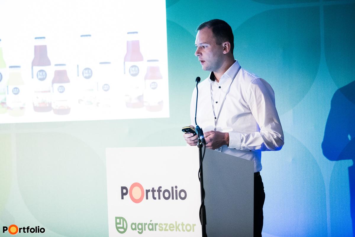Szabó Viktor (ügyvezető igazgató, Bold Agro Kft.): Hogyan vágjunk bele a pénzt hozó almalégyártásba?