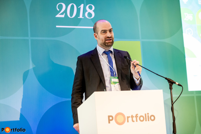 Megnyitó: Bán Zoltán, vezérigazgató, Portfolio (Net Média Zrt.)