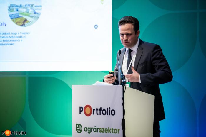 Robert Geist (Head of Sales Eastern Europe, EuroChem Agro GmbH): A káliumbányáktól a prémium műtrágyákig - Bemutatkozik az EuroChem