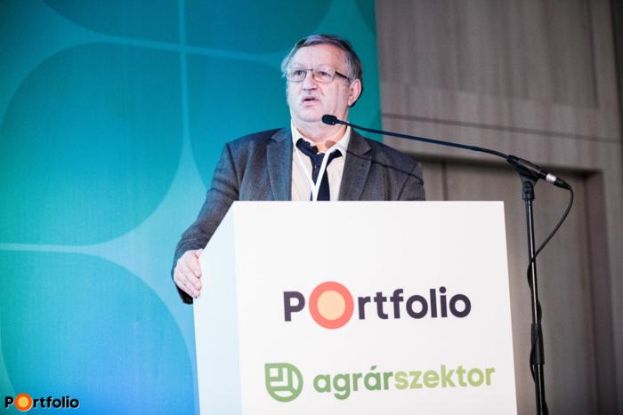 Ledó Ferenc (elnök, FruitVeB): Évértékelés: Az időjárás az úr - A kertészet felemás éve