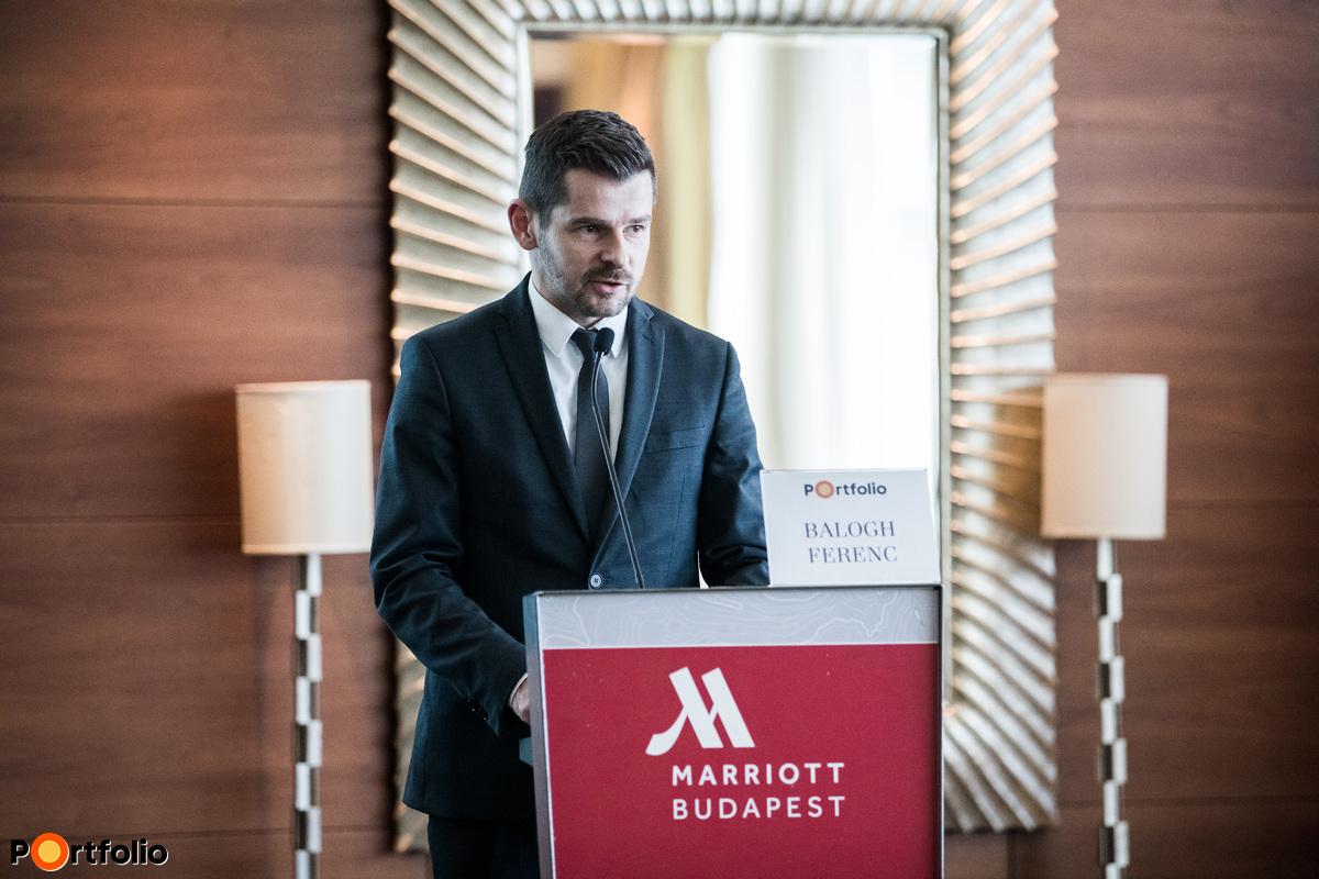 Balogh Ferenc (Igazgató - Üzleti Szolgáltatások Igazgatóság, MKB Bank): A magyar KKV-k digitális hajlandósága