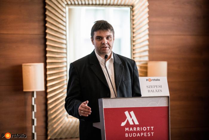 Szepesi Balázs (Gazdaságfejlesztésért felelős helyettes államtitkár, Innovációs és Technológiai Minisztérium): Nyitóelőadás: Út az exportpiacok felé