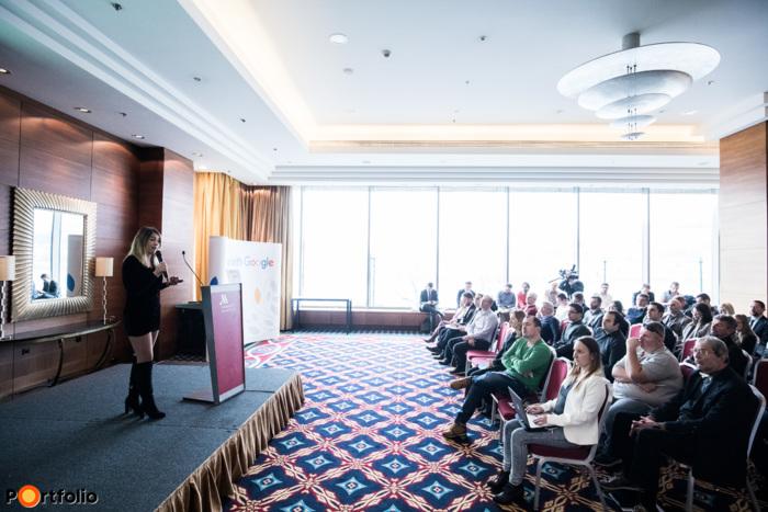 Südi Anna (Grow with Google Coordinator, Google Hungary): Digitális lehetőségek és kihívások 2018-ban Magyarországon