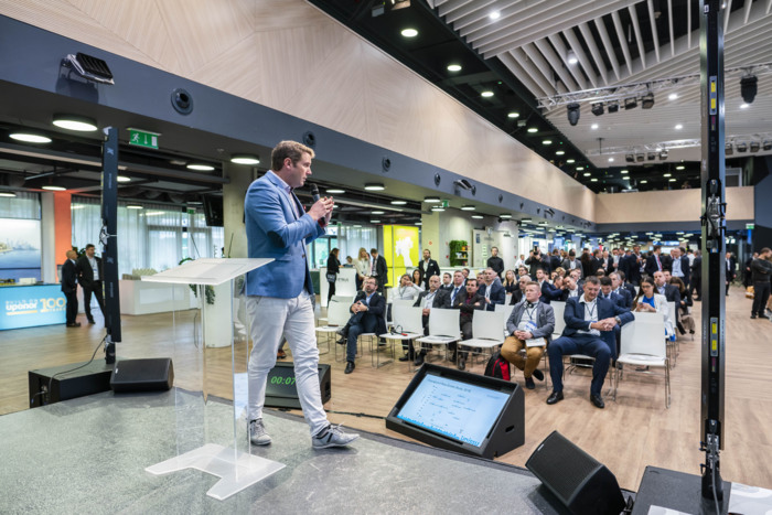 Property Investment Forum 2018 - Proptech Stage