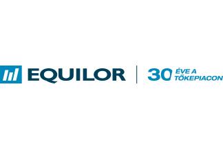 Equilor 30 éves logó