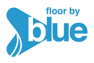 Floor by blue