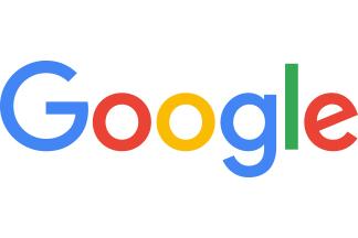 Google - sima logó