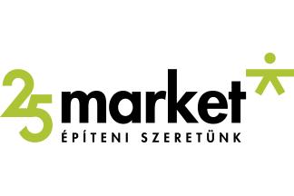 MARKET 2021 új logó